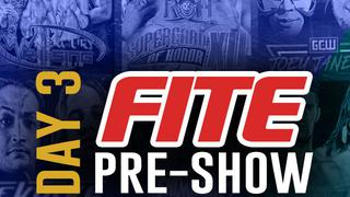 FITE Pre-Show Day 3: Wrestlemania Weekend