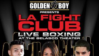 LA Fight Club, April 6