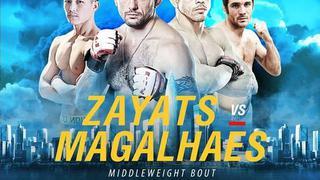 M-1 Challenge 91 - Caio Magalhães vs. Mikhail Zayats