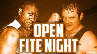 BCW: Open Fight Night Vol.2