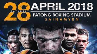 Phoenix Fighting Championship 7 - Phuket