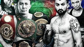Gennady Golovkin vs. Vanes Martirosyan: Weigh-Ins