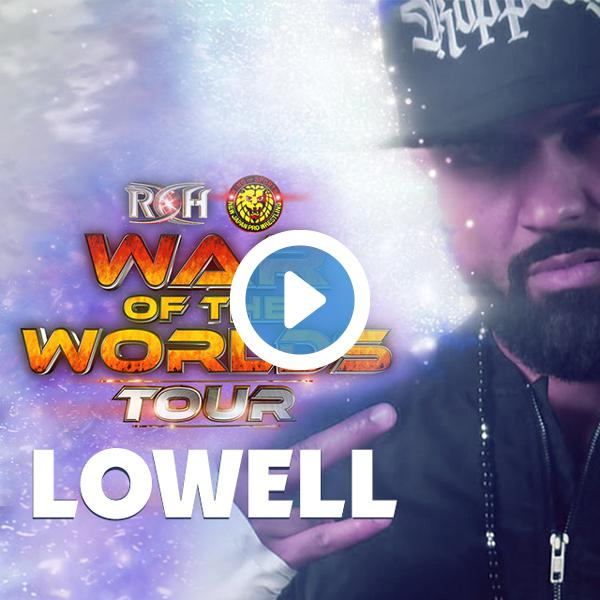 ROH War of the Worlds Tour (Lowell, MA)