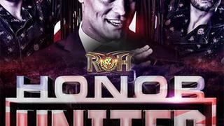 ROH Honor United: Edinburgh