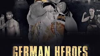 German Heroes Fight Night