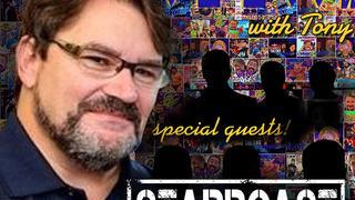 STARRCAST: WHW Monday w/Tony Schivone & Guests