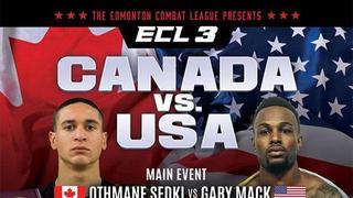 ECL3: Canada vs USA