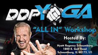 STARRCAST: The ALL IN DDP Yoga Workshop