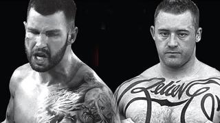 Diamondback Fighting Championship 6 - Shane Mitchell vs Rick Alchin
