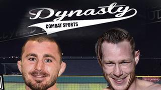Dynasty Combat Sports Ballyard Brawl: Night One
