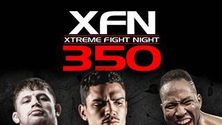 XFN 350: Blake vs Collette