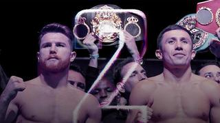 Canelo vs GGG 2: Weigh In