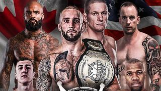Unified MMA 34 - Teddy Ash vs Seth Baczynski