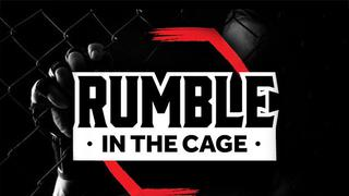 Rumble in the Cage 59 - Sheldon Doll vs Marcus Hicks