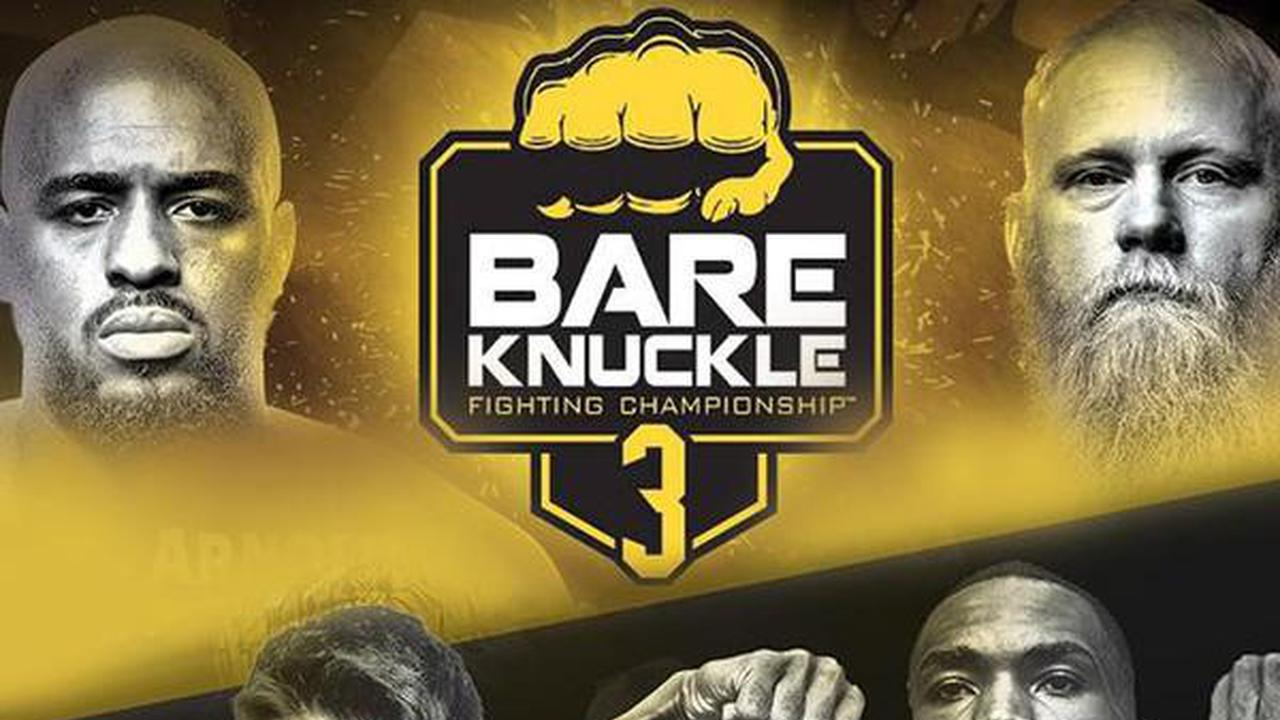 bare knuckle fighting championships 3 the takeover official ppv