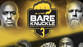 Bare Knuckle Fighting Championships 3: The Takeover