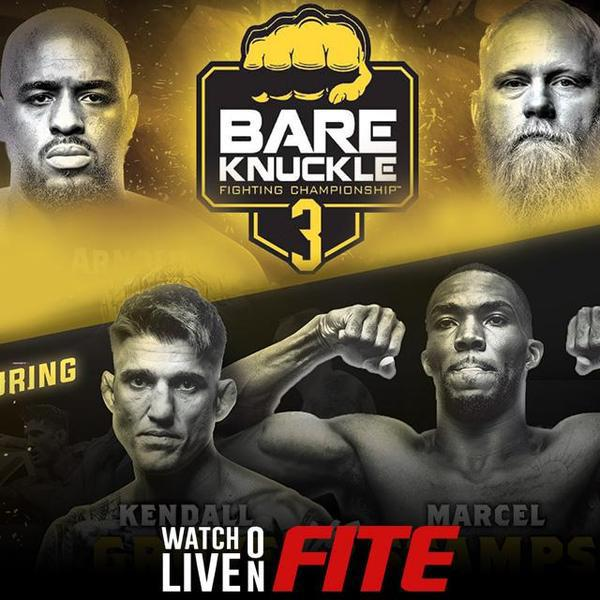 Bare Knuckle Fighting Championships 3 The Takeover