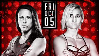Freestyle Cage Fighting 56 - Jessica Middleton vs Calie Cutler