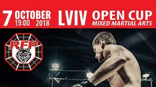 RFP - Lviv Open Cup 2018