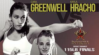 WCFL 22 - Cara Greenwell vs Kayla Hracho
