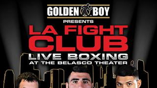 LA Fight Club, October 12