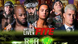 ROH Global Wars: Buffalo, NY