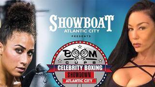 Celebrity Boxing Showdown: Farrah Abraham vs Hoopz Alexander