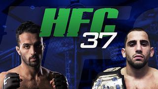 Hoosier Fight Club 37 - Askar vs Dombrow (Tape Delay)