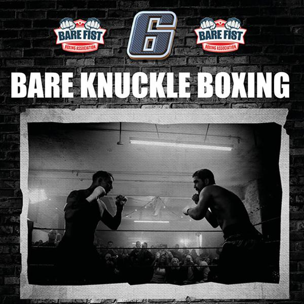 Bare Fist Boxing Association 6 Official PPV Replay