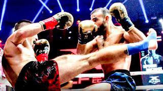 Kunlun Fight Elite Fight Night, Nov. 6