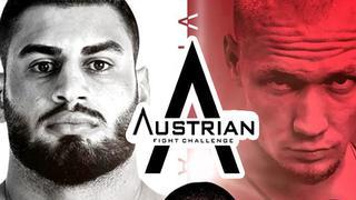 Austrian FC 8 - Ibo Aslan vs Robert Valentin