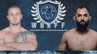 World Bare Knuckle Fighting Federation: Hendricks vs. Cochrane Prelims