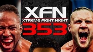 XFN 353 - Matt Dixon vs Brian Grinnell / Superfights