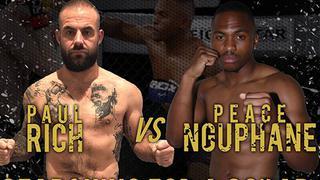 Fightstar Fighting Championship 37 - Kubanza vs Mbala (Tape Delay)