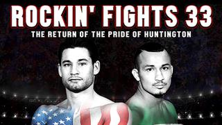 Star Boxing: Rockin' Fights 33