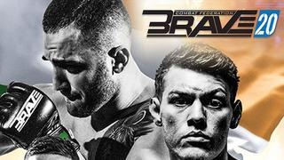 Brave 20: Hyderabad - Sidney Wheeler vs Leon Aliu
