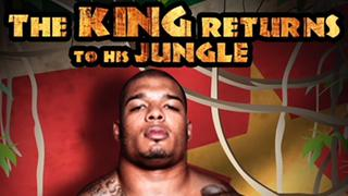 The King Returns to his Jungle: Tyrone Spong