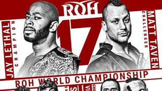ROH 17th Anniversary