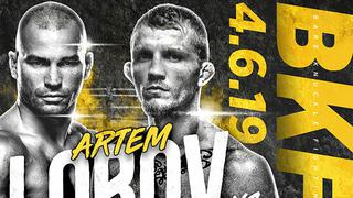 Bare Knuckle Fighting Championship 5: Lobov vs Knight
