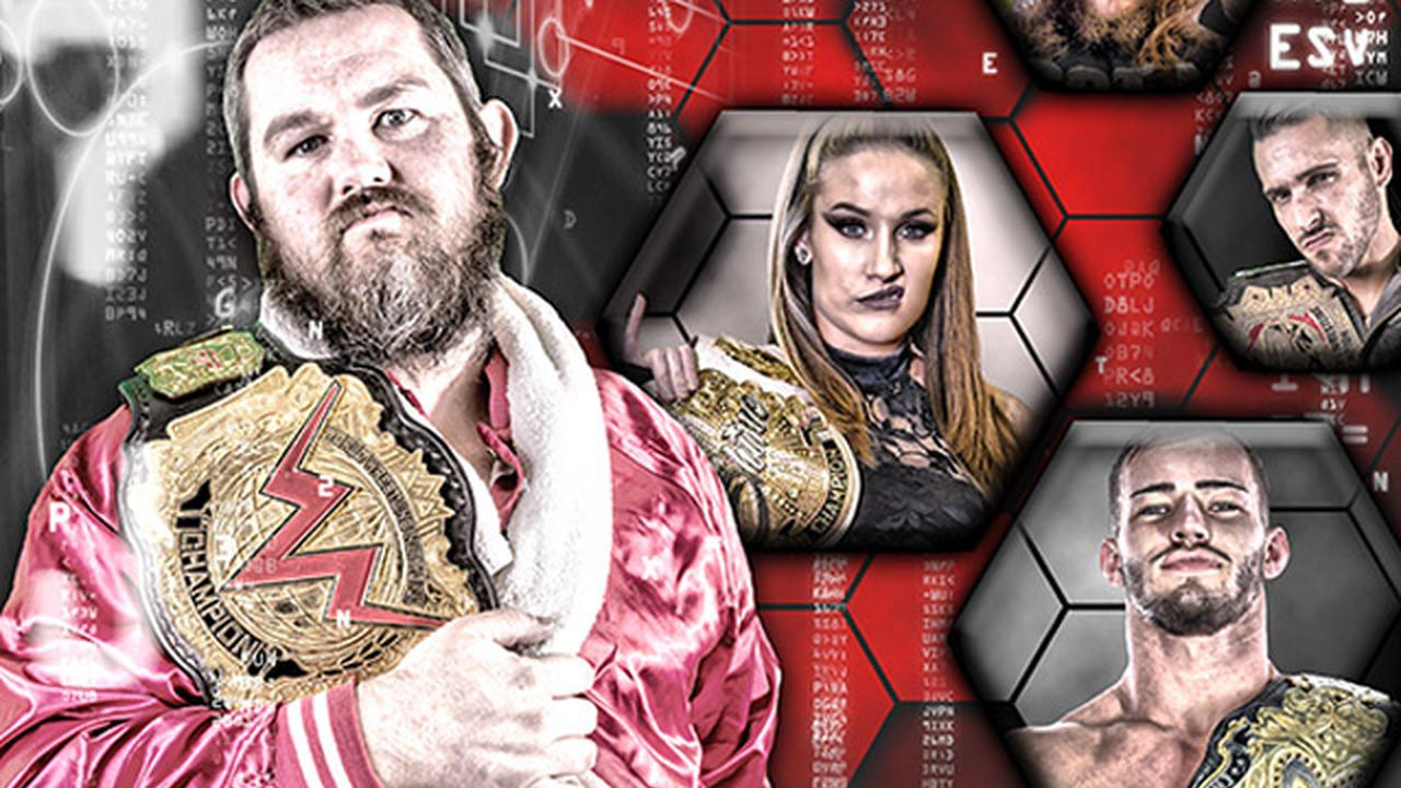 Image result for wwn supershow 2019