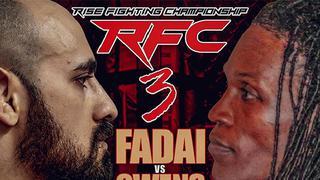 Rise FC 3 - Sabah Fadai vs D'Juan Owens