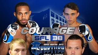 ▷ Spartyka Fight League 33 - Will Thorley vs Imani Smith Official