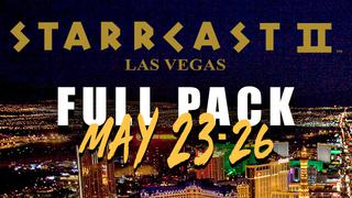 Starrcast II 4 Day Weekend Pass