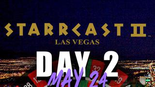 Starrcast II Day 2 Pack