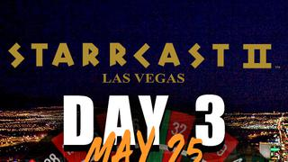 Starrcast II Day 3 Pack