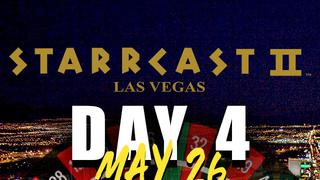 Starrcast II Day 4 Pack