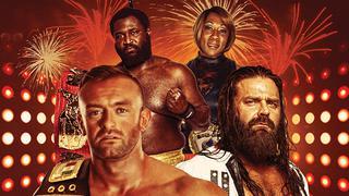 NWA New Year's Clash