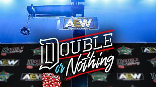 Double or Nothing Press Conference & Weigh IN