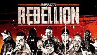 Impact Wrestling: Rebellion