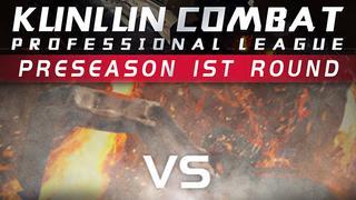Kunlun Combat Professional League: Changsha vs Wuhan